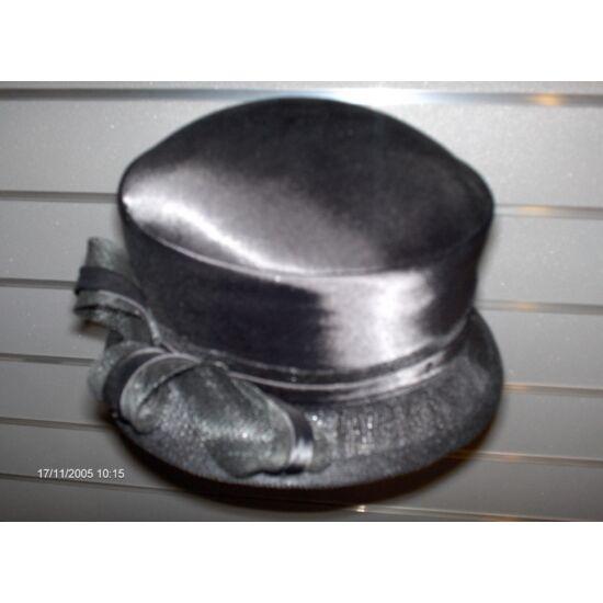 női szizál+szatén kalap, <b>több lehetőség</b>