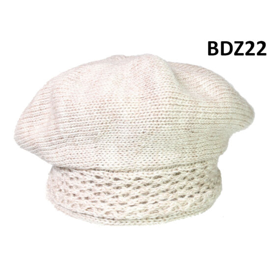 női kötött barett