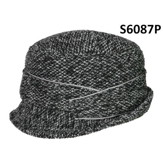 női szövet kalap