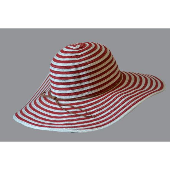 női papírszalma kalap, <b> több lehetőség</b>