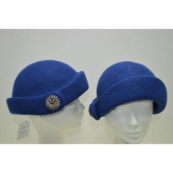Női gyapjú tok kalap