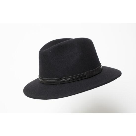 férfi gyapjú kalap, gyűrhető