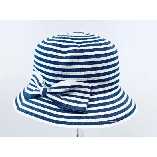 női vászon kalap, <b> több szín</b>