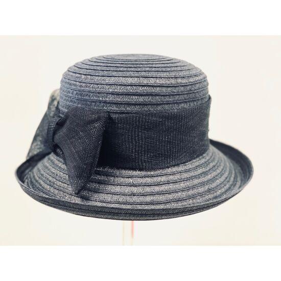 női papírszalma-szizál kalap