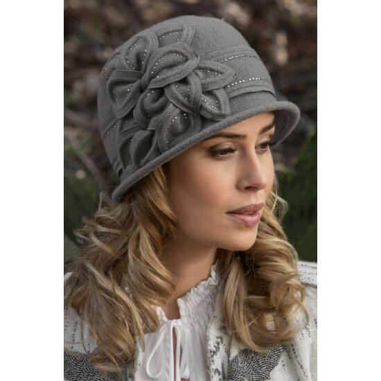 POLINIA női gyapjú kalap