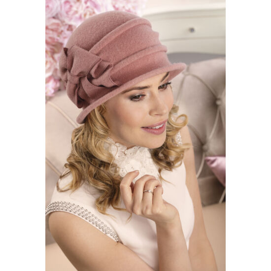 SZIRA női gyapjú kalap
