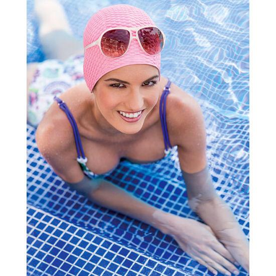női gumi úszósapka, darazsolt, <b>több lehetőség</b>