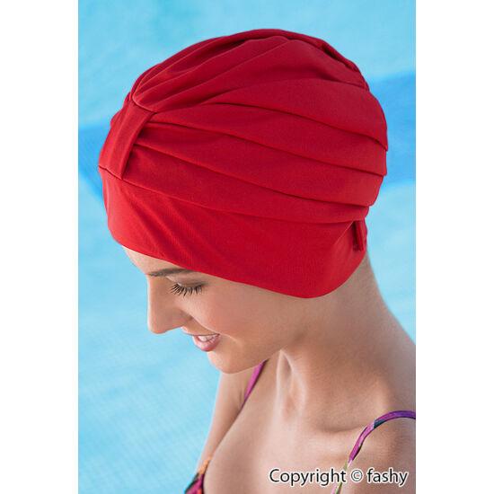 női könnyített úszósapka, tépőzáras