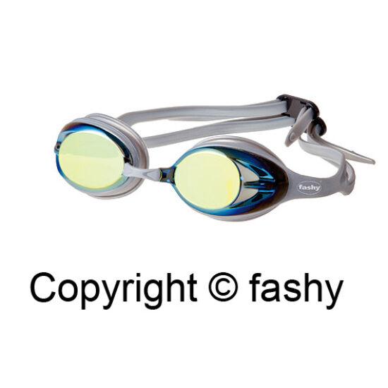 felnőtt úszószemüveg Power Mirror