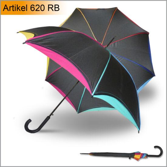 női aut. hosszú esernyő