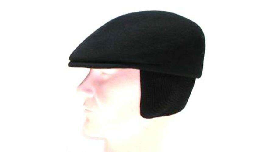 férfi füles gyapjú golf sapka - Filc fejfedő - accessories 33a3c748a4