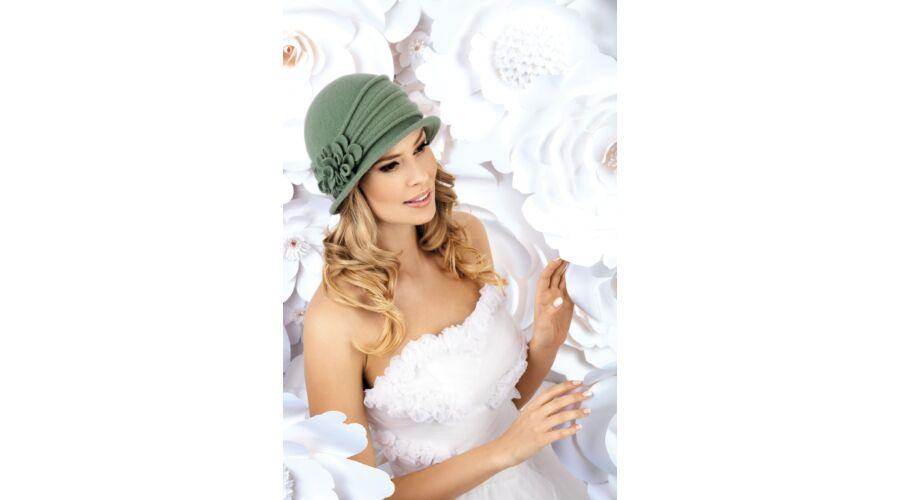 NAYAT női gyapjú kalap - Hurkolt gyapjú fejfedő - accessories 3db61ac438