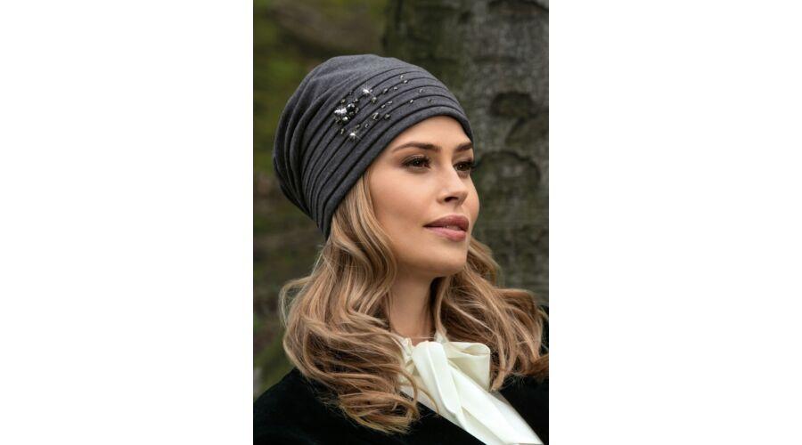 ERITA női jersey sapka - Hurkolt gyapjú fejfedő - accessories 847ae06659