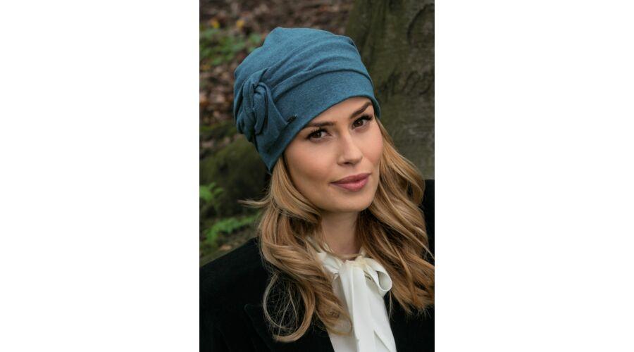 LABESTA női jersey sapka - Hurkolt gyapjú fejfedő - accessories 138730963a